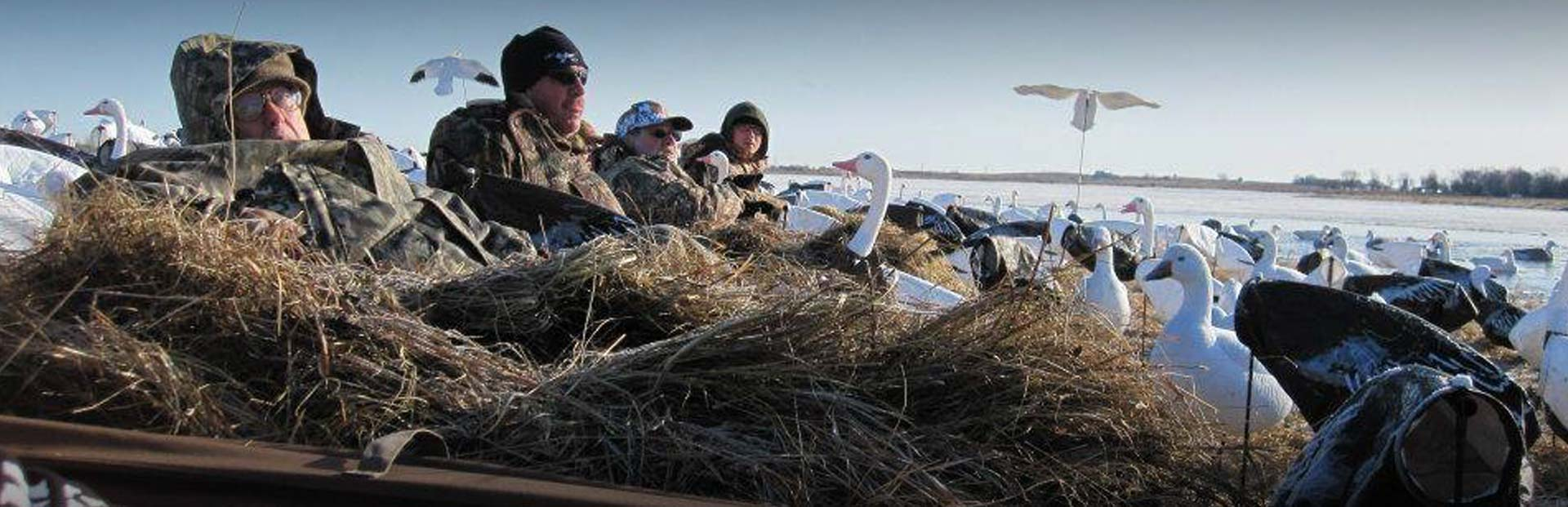 About Xmen Extreme Waterfowl Hunting